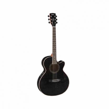 Guitarra Electroacustica CORT GUITARRA ELECTROACUSTICA SFX NGA. C/FUNDA MOD. SFX-AB TBK  8213266 - Envío Gratuito