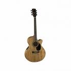 Guitarra Electroacustica CORT GUITARRA ELECTROACUSTICA SFX AMBAR C/FUNDA MOD. SFX-DAO AM  8213267