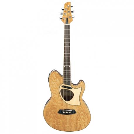 Guitarra Electroacustica IBANEZ GUITARRA ELECTROACUSTICA TALMAN NAT. MOD. TCM50E-NT  8213270 - Envío Gratuito
