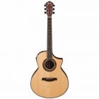 Guitarra Electroacustica IBANEZ GUITARRA ELECTROACUSTICA NAT. MOD. AEW23MV-NT  8203054
