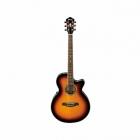 Guitarra Electroacustica IBANEZ GUITARRA ELECTROACUSTICA SOMB. MOD. AEG10E-VS 8203388