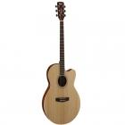 Guitarra Electroacustica CORT GUITARRA ELECTROACUSTICA NAT. MOD. CJ1F NS 8203395