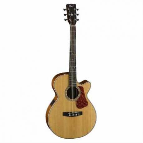 Guitarra Electroacustica CORT GUITARRA ELECTROACUSTICA NAT. MOD. L100F NS  8203399 - Envío Gratuito