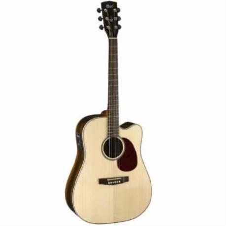 Guitarra Electroacustica CORT GUITARRA ELECTROACUSTICA NAT. (MR700F-NS) MOD. MR700F NS 8203401 - Envío Gratuito