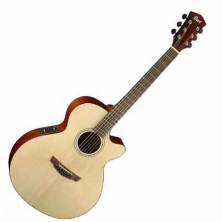 Guitarra Electroacustica CORT GUITARRA ELECTROACUSTICA NAT. MOD. SFX1F NS 8203403 - Envío Gratuito