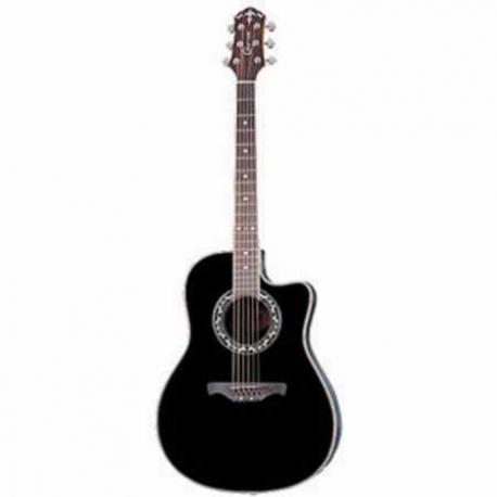 Guitarra Electroacustica CRAFTER GUITARRA CRAFTER E/ACUSTICA FSG-260EQ/BK  ISCRFFSG260EQ - Envío Gratuito