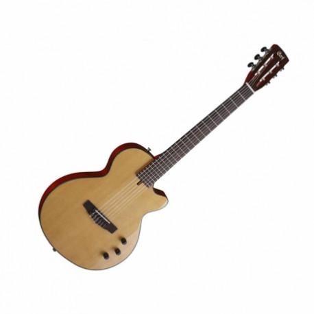 Guitarra Eléctrica CORT GUITARRA ELEC. NAT. TRANSP. MOD. SUNSETNY NAT  8213290 - Envío Gratuito