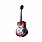Guitarra Acústica CORT GUITARRA ACUSTICA (RESONATOR) SOMB. MOD. CR-10RN VS  7000226 - Envío Gratuito