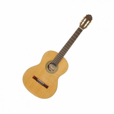 Guitarra Acústica LA VALENCIANA GUITARRA CLAS. LA VALENCIANA MOD. C1  7000270 - Envío Gratuito