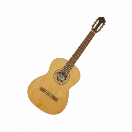 Guitarra Acústica STRUNAL GUITARRA CLAS. STRUNAL TAPA CEDRO MOD. 977  7000326 - Envío Gratuito