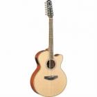 Guitarra Acústica YAMAHA Guitarra EA CPX, 12 cuerdas tapa sólida,afinador, eq de 3 bandas  GCPX700II-12NT