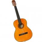 Guitarra Acústica SEGOVIA GUITARRA CLASICA ACUSTICA NATURAL 6 CDAS NYLON  SGLC-14 4-4