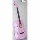 Guitarra Acústica SEGOVIA GUITARRA CLASICA ROSA LAMINADA CG-1PINK