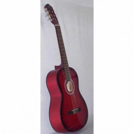 Guitarra Acústica SEGOVIA GUITARRA CLASICA VINO  CG-1RDS - Envío Gratuito