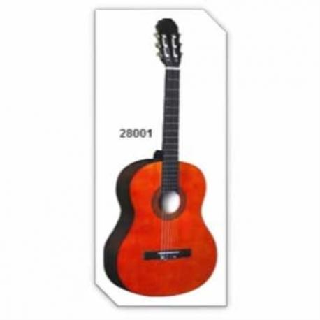 Guitarra Acústica SEGOVIA GUITARRA CLASICA TAPA NARANJA SEGOVIA  28001 - Envío Gratuito