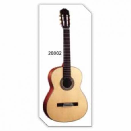 Guitarra Acústica SEGOVIA GUITARRA CLASICA TAPA NATURAL SEGOVIA  28002 - Envío Gratuito