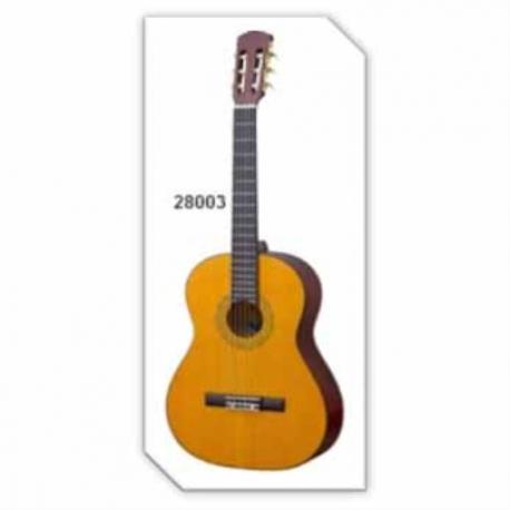 Guitarra Acústica SEGOVIA GUITARRA CLASICA TAPA AMARILLA SEGOVIA  28003 - Envío Gratuito