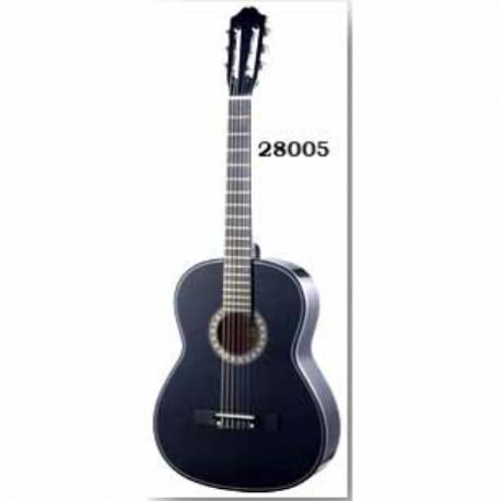 Guitarra Acústica SEGOVIA GUITARRA CLASICA NEGRA SEGOVIA  28005 - Envío Gratuito
