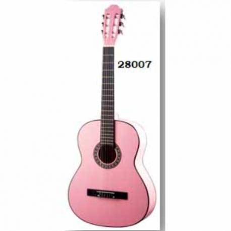 Guitarra Acústica SEGOVIA GUITARRA CLASICA ROSA SEGOVIA  28007 - Envío Gratuito