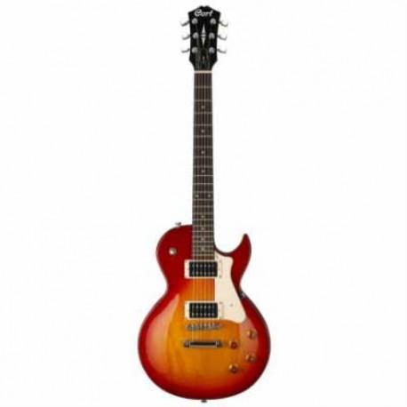 Guitarra Eléctrica CORT GUITARRA ELEC. CLASSIC ROCK SOMB. MOD. CR100 CRS  8213308 - Envío Gratuito