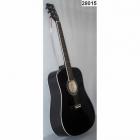 Guitarra Acústica SEGOVIA GUITARRA TEXANA NEGRA 6 CUERDAS 28015