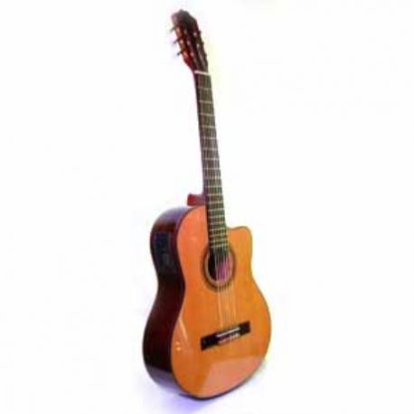 Guitarra Acústica LA SEVILLANA GUITARRA LA SEVILLANA E/ACUSTICA RS64CEQ ISSEVRS64CEQ - Envío Gratuito