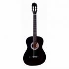 Guitarra Acústica SEGOVIA GUITARRA CLASICA NEGRA SEGOVIA BLACK CON ALMA 39004