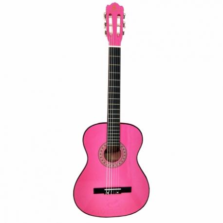 Guitarra Acústica SEGOVIA GUITARRA CLASICA ROSA SEGOVIA PK CON ALMA 39006 - Envío Gratuito