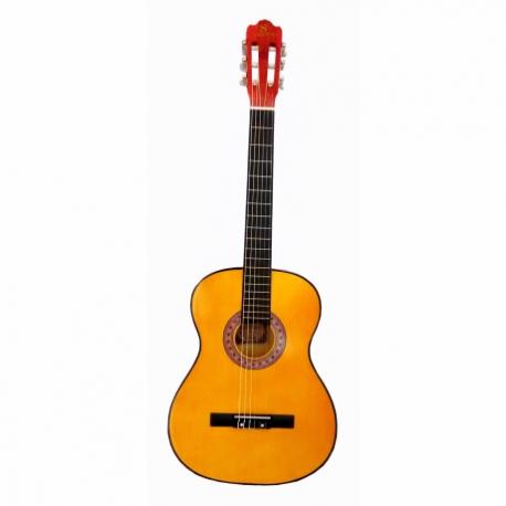 Guitarra Acústica SEGOVIA GUITARRA CLASICA TAPA AMARILLA SEGOVIA NY CON ALMA 39001 - Envío Gratuito
