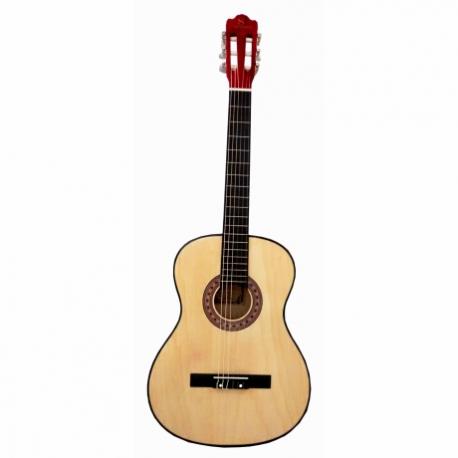 Guitarra Acústica SEGOVIA GUITARRA CLASICA TAPA NATURAL SEGOVIA NT CON ALMA 39002 - Envío Gratuito