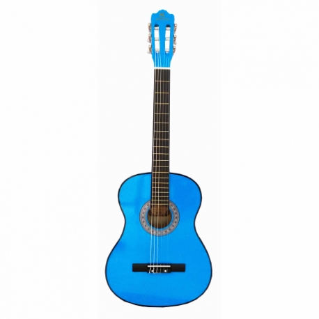 Guitarra Acústica SEGOVIA GUITARRA TERCEROLA AZUL SEGOVIA BL CON ALMA 36003 - Envío Gratuito