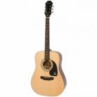 Guitarra Acústica EPIPHONE DR-100 Nat Ch Hdwe EA10NACH1