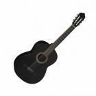 Guitarra Acústica CORT GUITARRA CLAS. T.PINO NGA. MATE C/FUNDA MOD. AC10 BKS  7000379