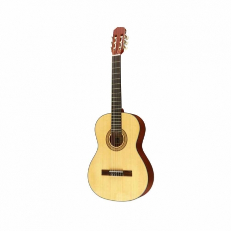 Guitarra Acústica MANUEL RODRIGUEZ GUITARRA CLAS. MANUEL R.TAPA CEDRO LAMINADO MOD. MRC8  7000334 - Envío Gratuito