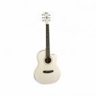 Guitarra Acústica CORT GUITARRA ACUSTICA JADE1 BCA. C/FUNDA MOD. JADE1 AW  7000237
