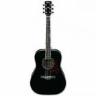 Guitarra Acústica IBANEZ GUITARRA ACUSTICA ARTWOOD NGA. MOD. AW70-BK 7000198