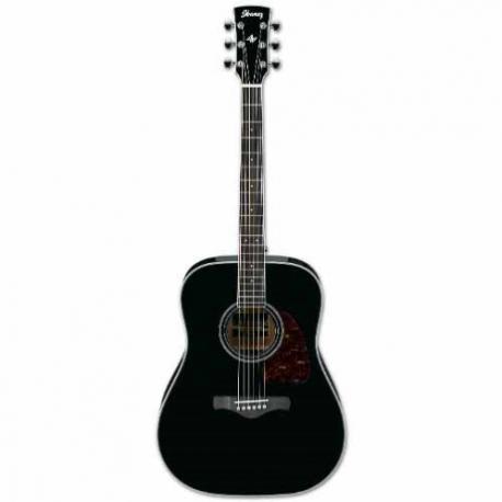 Guitarra Acústica IBANEZ GUITARRA ACUSTICA ARTWOOD NGA. MOD. AW70-BK 7000198 - Envío Gratuito