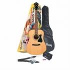 Guitarra Acústica IBANEZ GUITARRA ACUSTICA V50 JAMPACK NAT.C/F MOD. V50NJP-NT  7000215