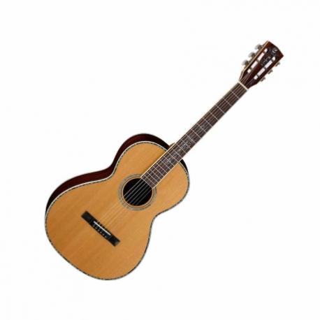 Guitarra Acústica CORT GUITARRA ACUSTICA NAT. MOD. L1200P NAT  7000224 - Envío Gratuito
