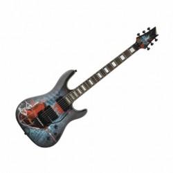 Guitarra Eléctrica CORT GUITARRA ELEC. NGA. MOD. KX5 FR-TF BK 8213332