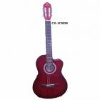Guitarra Acústica SEGOVIA GUITARRA CLASICA CON RESAQUE VINO CG-1C RDS