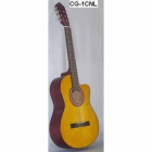 Guitarra Acústica SEGOVIA GUITARRA CLASICA CON RESAQUE TAPA NATURAL  CG-1CNL