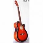Guitarra Acústica SEGOVIA GUITARRA ACUSTICA TEXANA C/RESAQUE  SGLO-28