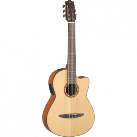 Guitarra Acústica YAMAHA Guitarra EA de cuerdas de nylon caja clásica GNCX700 - Envío Gratuito