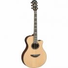 Guitarra Acústica YAMAHA Guitarra EA serie APX tapa y costados sólidos, preamp con modelacion de micrófonos  GAPX1200II