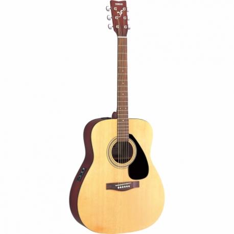Guitarra Acústica YAMAHA Guitarra Folk Electroacústica, tapa laminada, preamp pasivo GFX310A - Envío Gratuito
