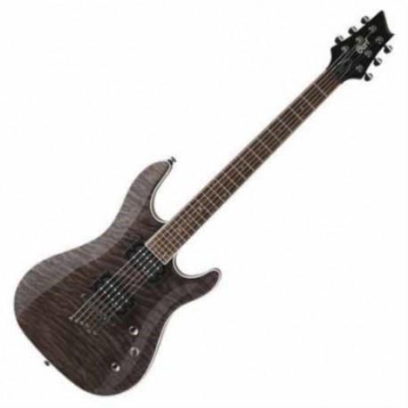 Guitarra Eléctrica CORT GUITARRA ELEC. KX GRIS TRANSP. MOD. KX1Q TCGW 8213329 - Envío Gratuito