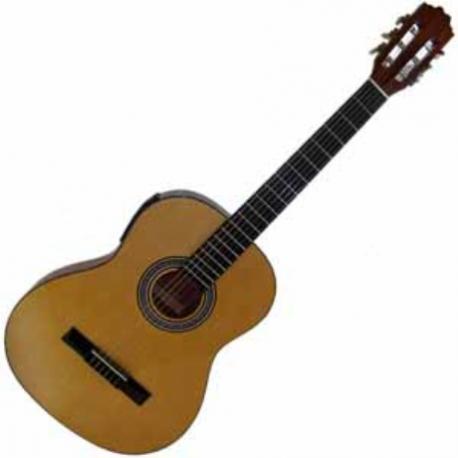 Guitarra Acústica LA SEVILLANA GUITARRA LA SEVILLANA E/ACUSTICA UN-3EQ ISSEVUN3EQ - Envío Gratuito