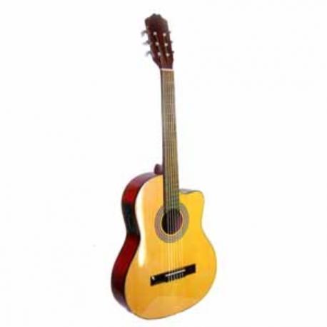 Guitarra Acústica LA SEVILLANA GUITARRA LA SEVILLANA E/ACUSTICA UO-4CEQ ISSEVUO4CEQ - Envío Gratuito