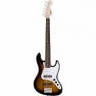 Bajo Eléctrico Squier Affinity Jazz Bass® V (5 String) Rosewood Fingerboard Brown Sunburst 0301575532 - Envío Gratuito